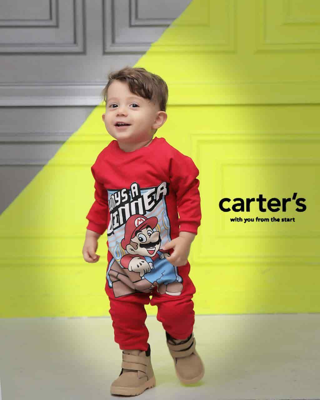 پخش عمده لباس بچه کارترز